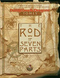 A Guide to The Rod of Seven Parts
